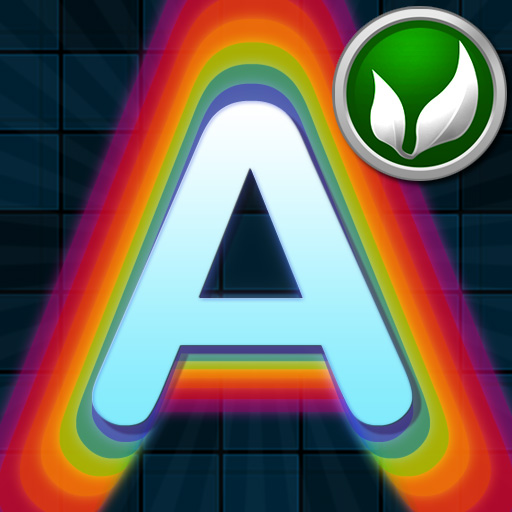 Alphabetic app icon
