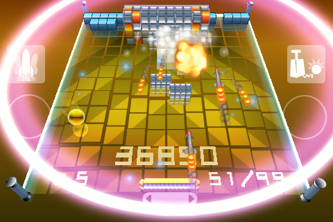 Screenshot 3D Brick Breaker Revolution 2 Review