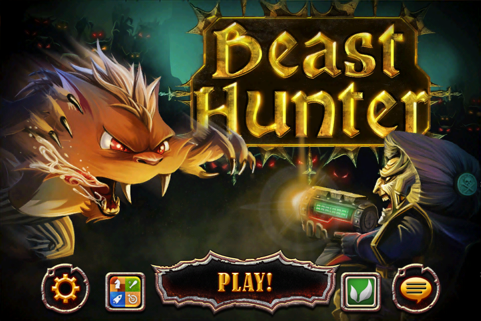 Screenshot Halloween Hunter Game