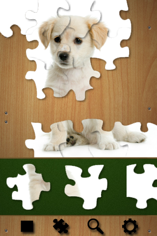 Screenshot Alli&#8217;s Jigsaw Puzzle