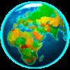 3Planesoft - Erde 3D - Wunderbarer Atlas Grafik